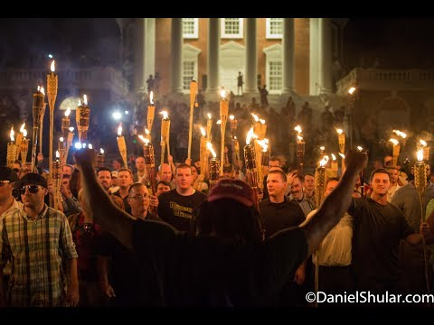 Unite the Right and Counter Protests in Charlottesville, VA August 11-13, 2017