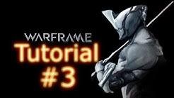 Warframe Tutorial #3 Neue Warframes herstellen