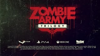 Zombie Army Trilogy (PS4) Teaser Trailer