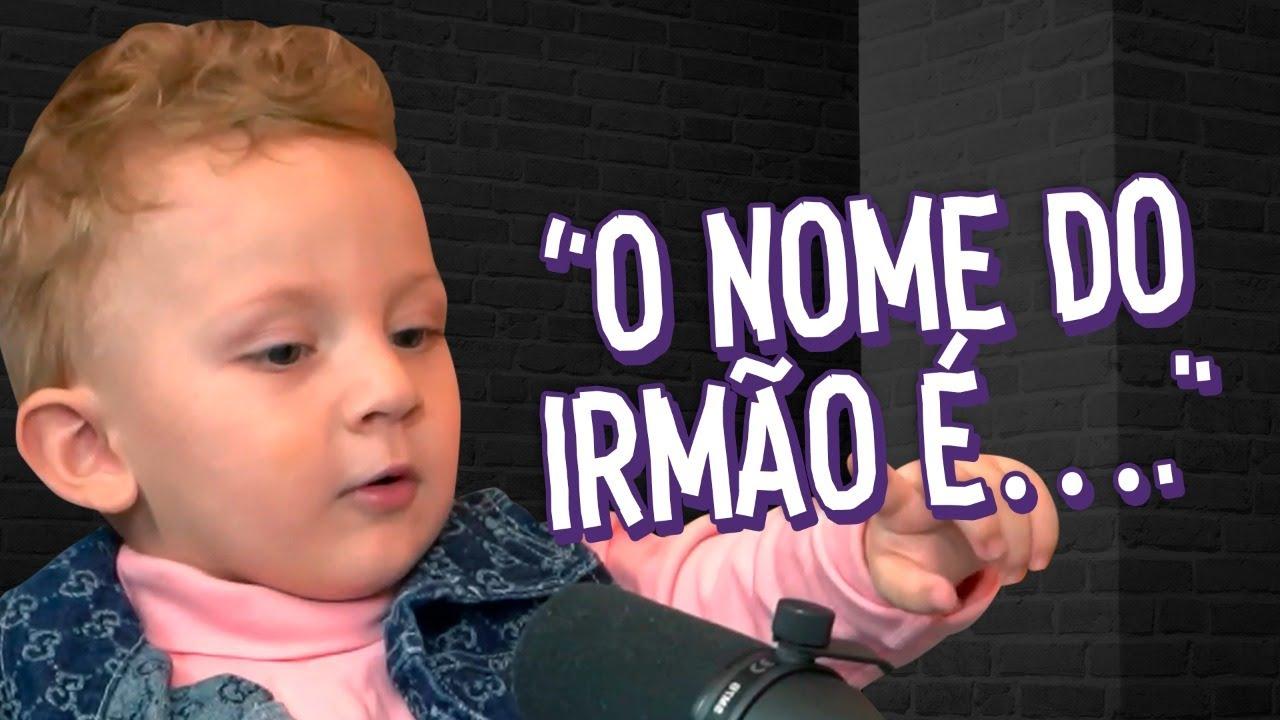 NOME DO SEGUNDO FILHO!