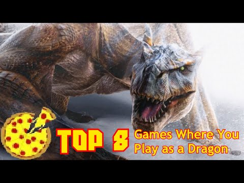 The Top 8 Games Where You Play as a Dragon - YouTube