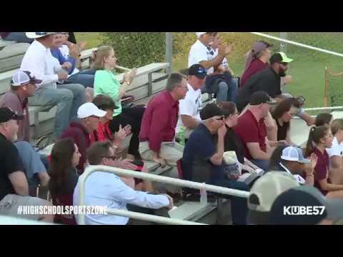 George Ranch vs Clear Creek Softball 4-27-19