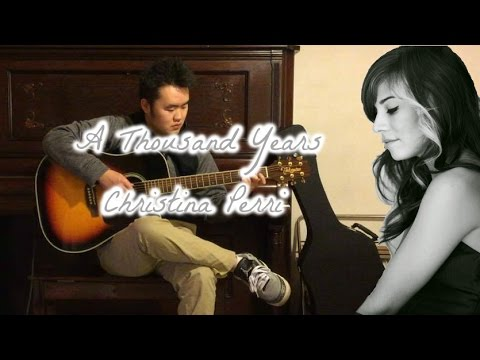 A Thousand Years (Sungha Jung & Boyce Avenue) Fingerstyle cover