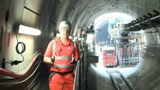 Behind the hoardings: Constructing Crossrail