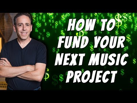 How To Fund Your Next Music Project with Alex Heiche of Sound Royalties