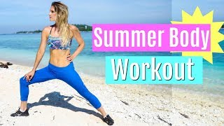 How To Get A Summer Body | Rebecca Louise
