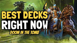THE DATA IS IN... Top Decks to Climb in the NEW META | Saviors of Uldum | Hearthstone