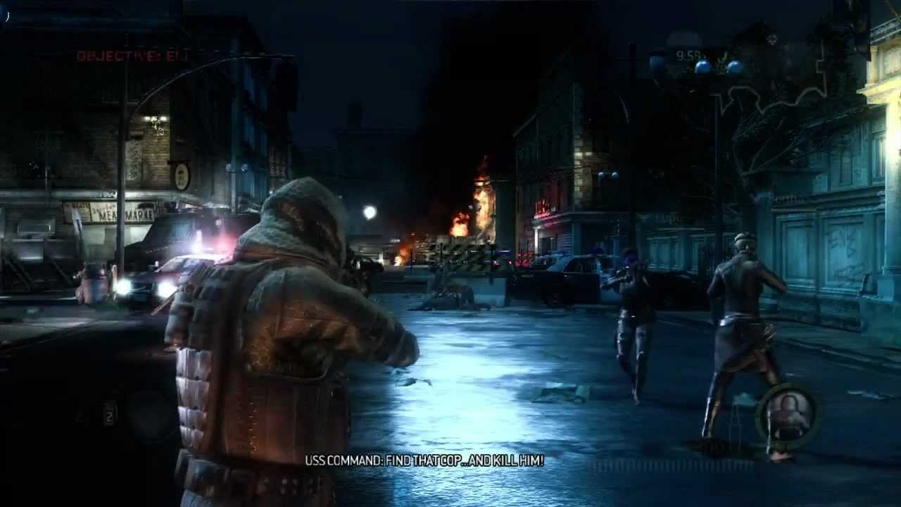 resident evil raccoon city game