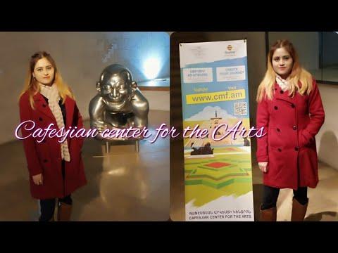 Cafesjian Museum Of Art, Cascade Complex , Armenia, Yerevan