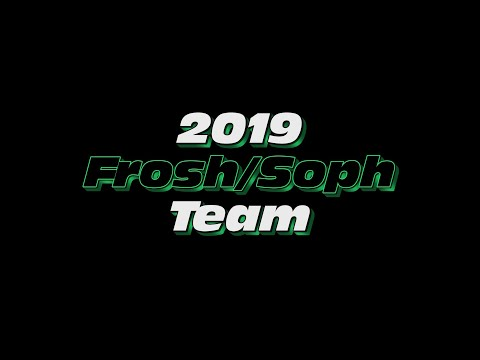 Thousand Oaks High School Baseball - Frosh/Soph - 2019 Season Highlights