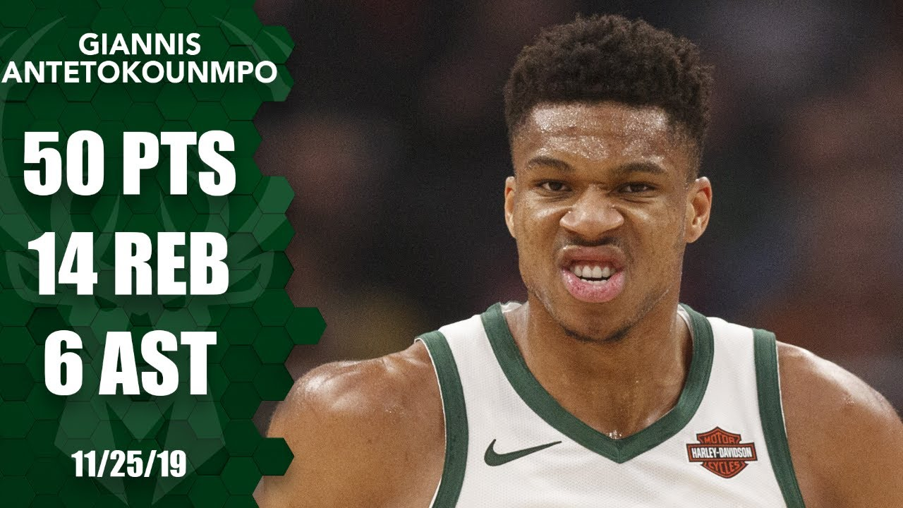 Where Giannis Antetokounmpo's game goes from here
