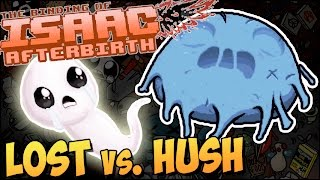 THE LOST Vs HUSH The Binding Of Isaac Afterbirth 39