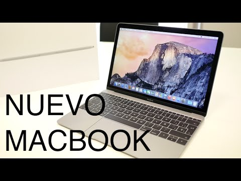 MacBook (2015), primer contacto en vídeo
