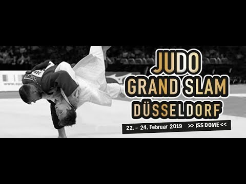 Judo Grand Slam Düsseldorf 2019 - Trailer