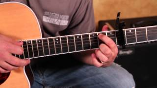 Jack Johnson I Got You How To Play On Acoustic Guitar Easy Songs Standard Tuning