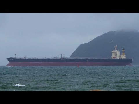 """Crude oil tanker """"NEW KASSOS"""" Polembros Shipping"""