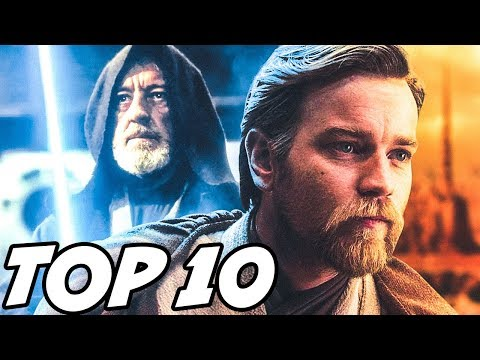 Top 10 Facts About Obi-Wan [CANON ONLY]