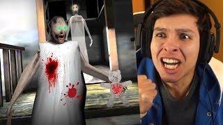 HE GANADO EL NUEVO FINAL BUENO EN DIFICULTAD EXTREMA !! - Granny (Horror Game)