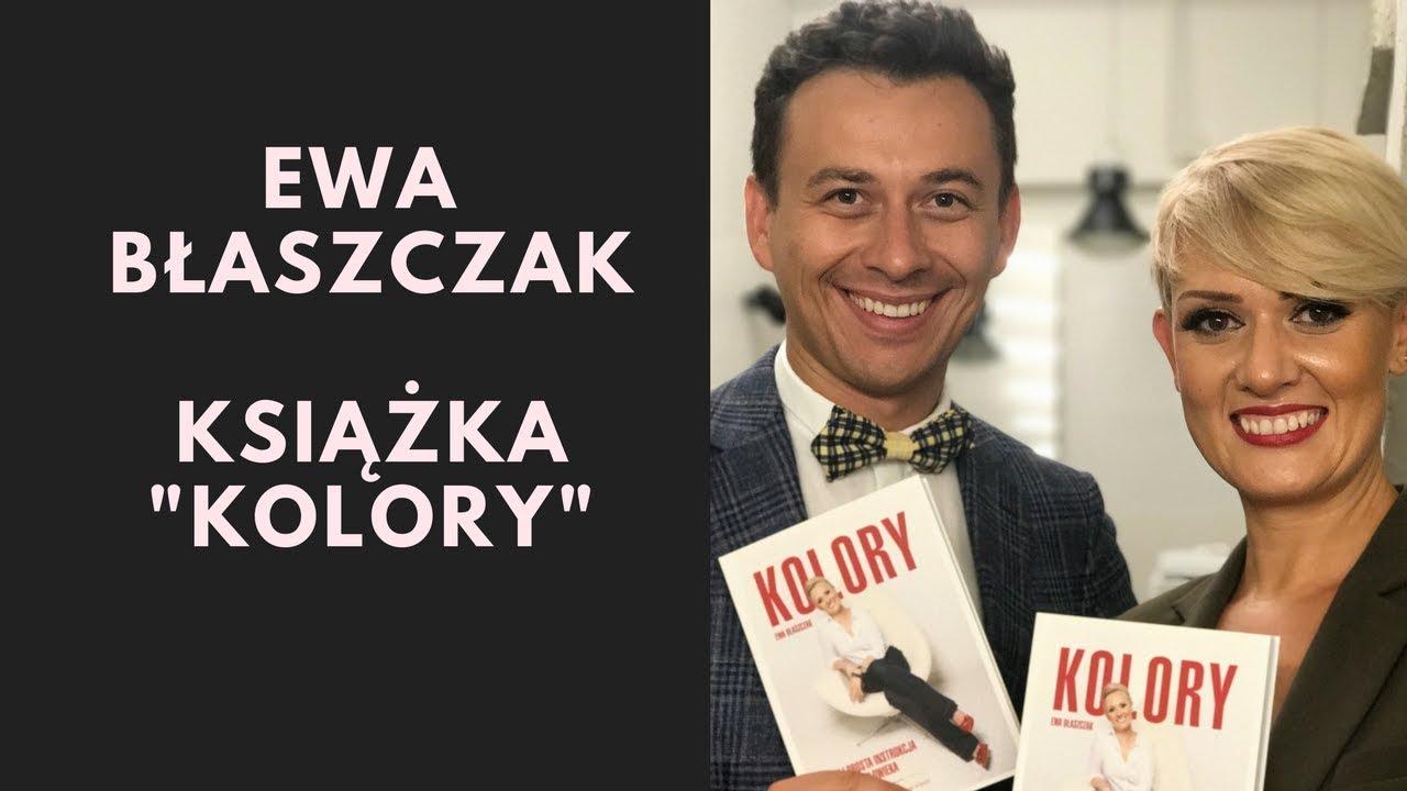 """Książka """"KOLORY"""" autorstwa Ewy Błaszczak"""