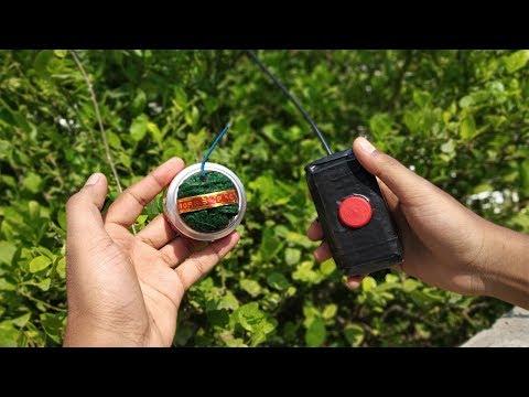 How To Make RC Sutali Bomb | रिमोट कंट्रोल सुतली बम | Technical Ninja