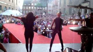 Kate Ryan World Outgames Copenhagen - Ella Elle L