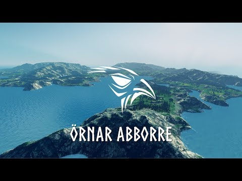 Ornar Abborre Eagles Perch Nordic Map Showcase
