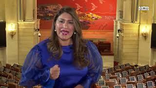 #NCR: Invitada a #NotiCámara la Representante Diela Liliana Benavides. Emisión 17 de junio de 2021.