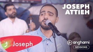 Joseph Attieh - Ghalta Tani (Live at Anghami Session) / جوزيف عطية - غلطة تاني