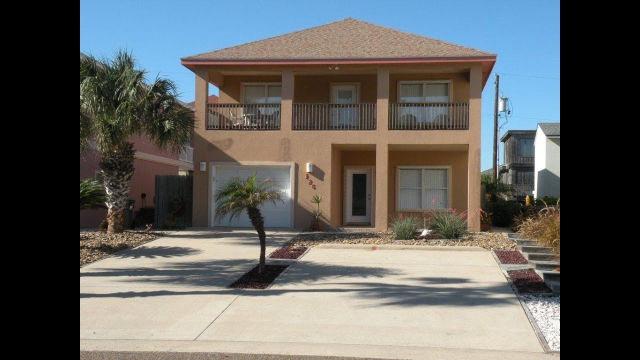 Beach House For Rent In Padre Island