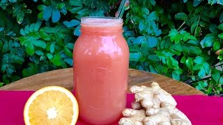 Juice to Relieve Constipation