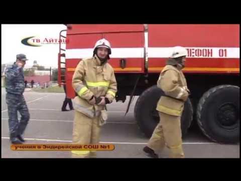 Профилактика пожарной безопасности в школах района