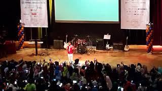 Rafly DA3 39 Ummi samma ummi 39 perform in Singapore