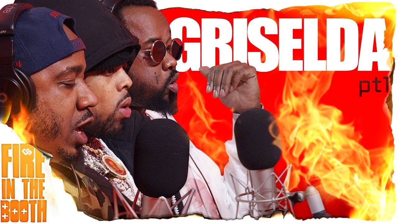 Griselda - Fire In The Booth