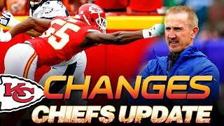 Chiefs coaching and player changes begin for Spagnuolo Defense   Kansas City Chiefs 2019 NFL