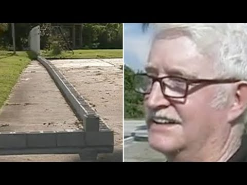 Old Man Stands Up to Bully Neighbor
