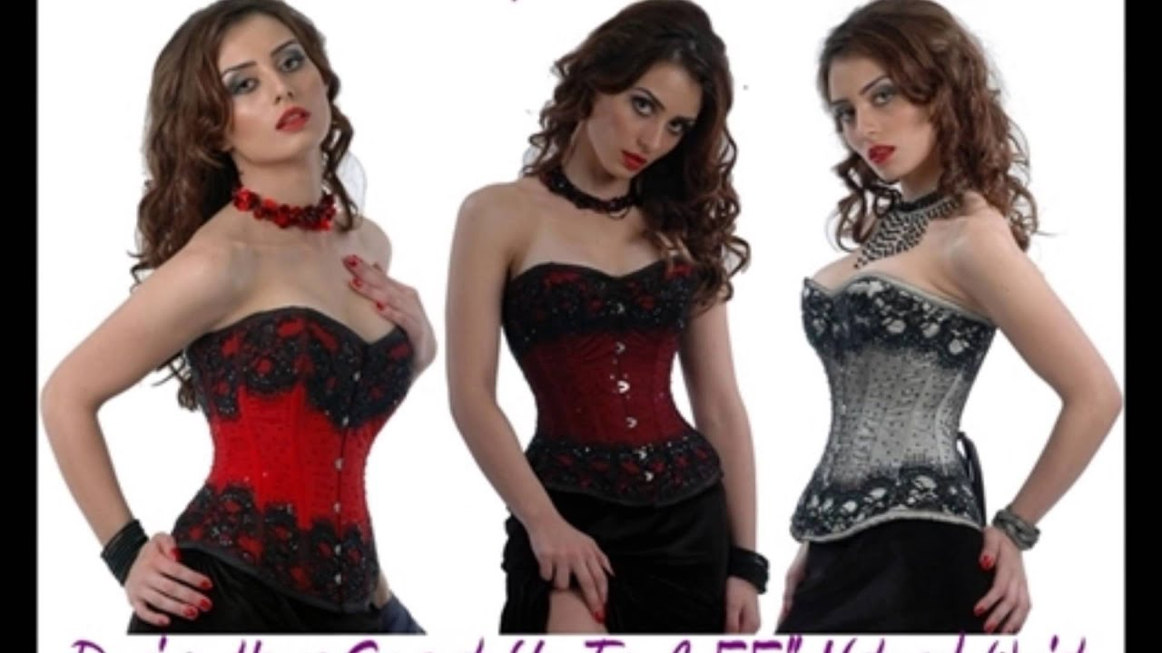 b50ffcc6261 Custom Corsets by Just Plus Size Corsets - YouTube
