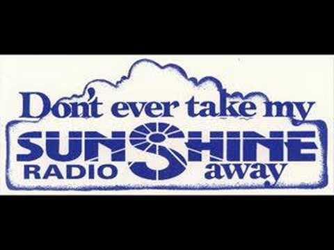 Sunshine Radio Dublin - 15th April 1982