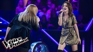 "Daria Adamczewska i Diana Ciecierska - ""Black Velvet"" - Bitwy - The Voice of Poland 9"