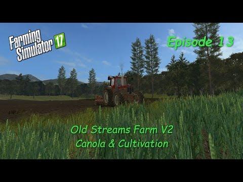 Canola & Cultivation Ep.13 Old Streams Farm V2