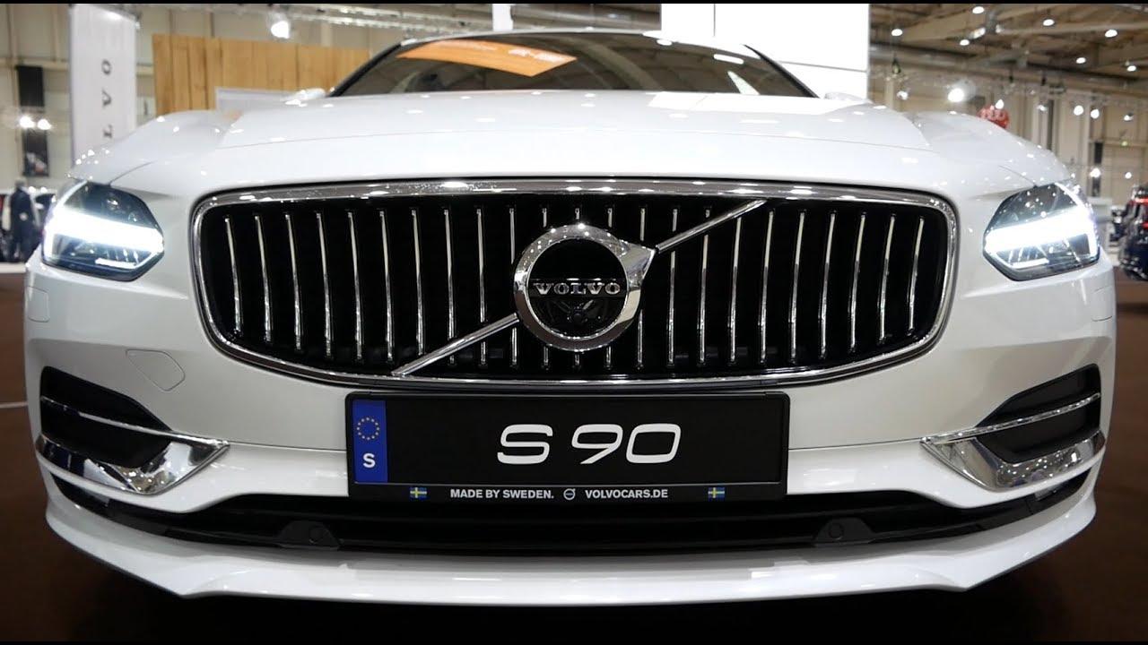 Mẫu xe Volvo S90 2020 bản D4 Inscription