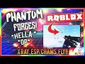 [VERY OP]?ROBLOX HACK!? | PHANTOM FORCES | ? X RAY, ESP, CHAMS, FLY ? [FREE] [July 27]