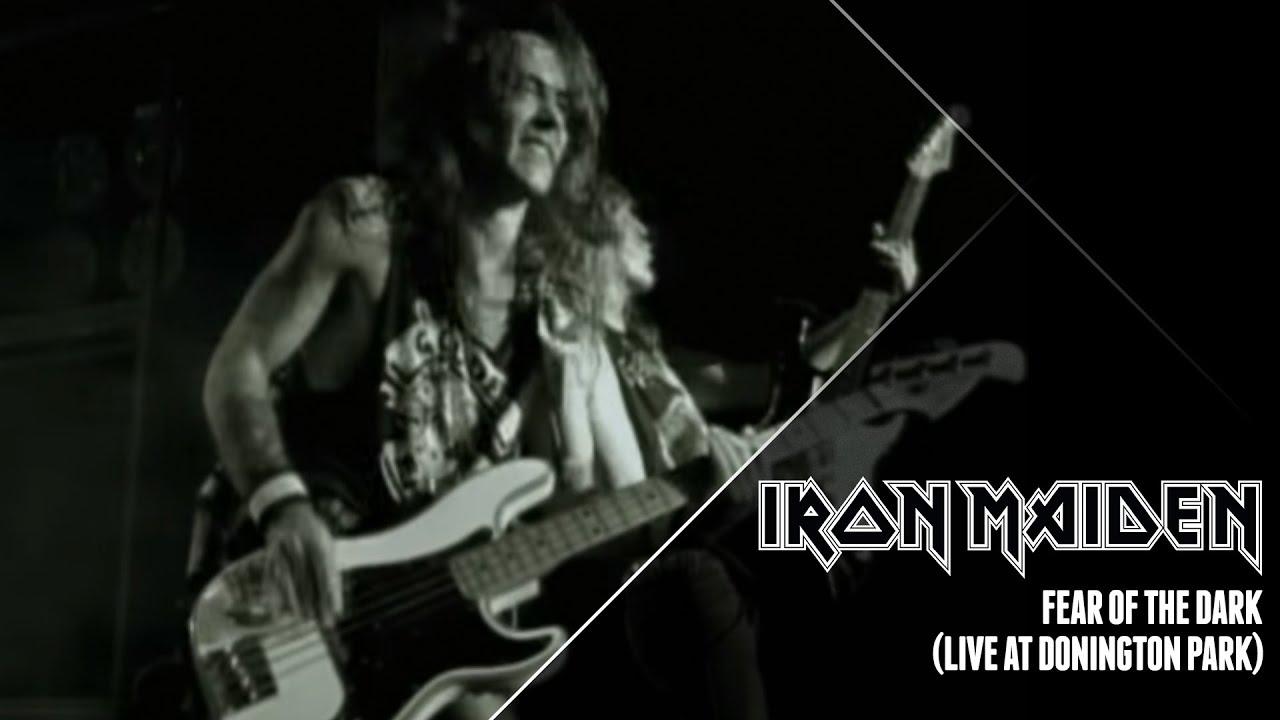 Iron Maiden Fear Of The Dark Live At Donington Park