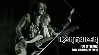 Iron Maiden - Fear Of The Dark (Live At Donnington Park)