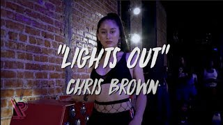 "Video Chris Brown - ""Lights Out"" 