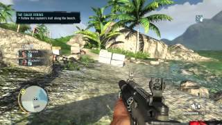 CHARGE! - Far Cry 3 Co-op Gameplay - Part 1