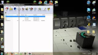 Repeat youtube video Minecraft - How to install More creeps and weirdos 1.7.3