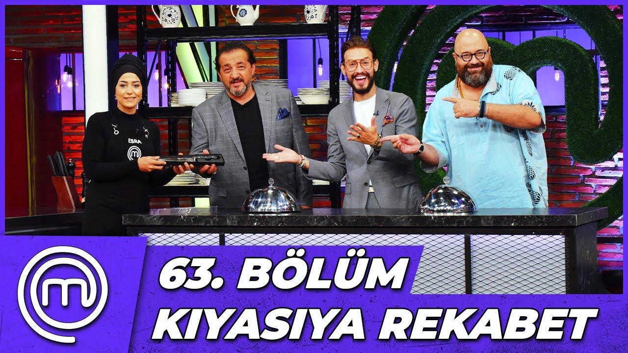 MasterChef Türkiye 63. Bölüm Özeti | ELEMEYE GİDEN İSİMLER!