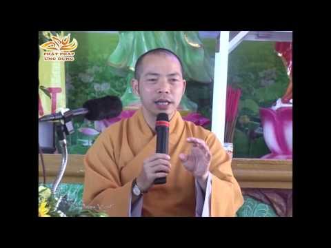 Ý Nghĩa Của Việc Đi Chùa Phóng Sanh - Thầy Thích Quang Thạnh thuyết giảng