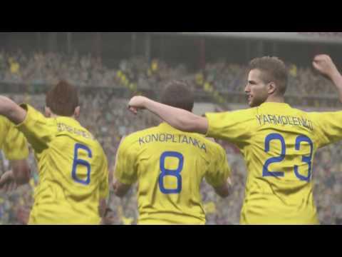 FT ICL17 Group D - Ukraine vs Algeria