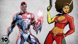 Top 10 Black Superheroes -  Part 2